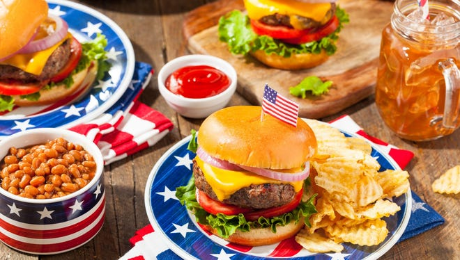 Independence Day cookouts are a holiday tradition. But hosting one can get priceyif you are on a budget. Hereare some tips to keep from going broke.