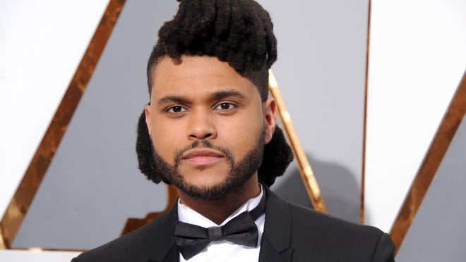 Singer The Weeknd arrives at the 88th Annual Academy Awards at Hollywood & Highland Center on February 28, 2016 in Hollywood, California.