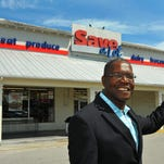 Pastor Errol Beckford with Celebration Tabernacle is in the process of renovating his second shopping center on Dixon Blvd in Cocoa. He has plans to completely refurbish the old Pineridge shopping center into Celebration Shopping Center.