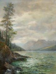 """""""Stormy Day"""" by Ralph DeCamp."""