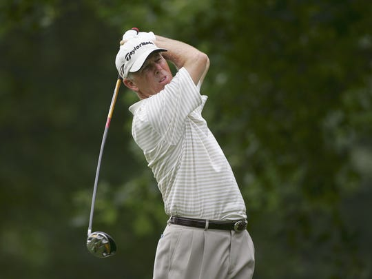Mike San Filippo playing in a tournament in 2006.
