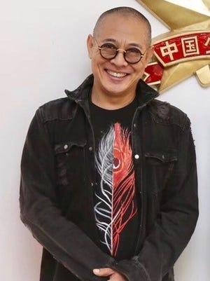 Actor Jet Li in a recent photograph.
