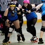 The Twin City Knockers will play the Backwood Bombshells 7 p.m. Saturday at the Bossier Civic Center.