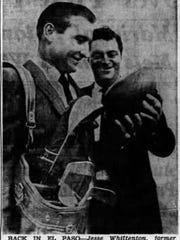 Jesse Whittenton, Clyde Baker.