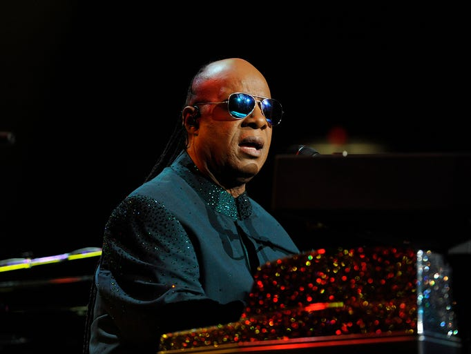 "Stevie Wonder brought his ""Songs in the Key of Life"""