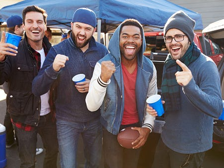 Be the ultimate tailgater this season. Enter 9/1-9/24