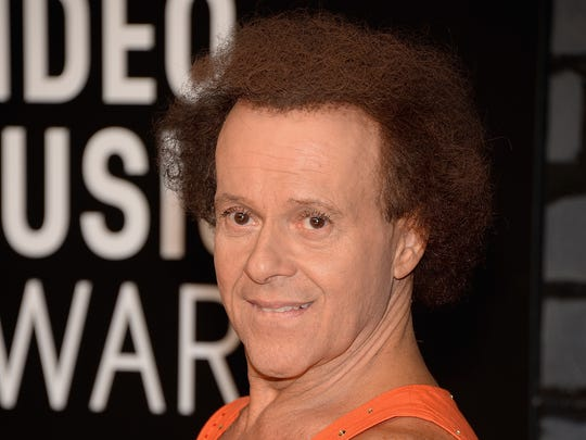 Fitness guru Richard Simmons was arrested for slapping