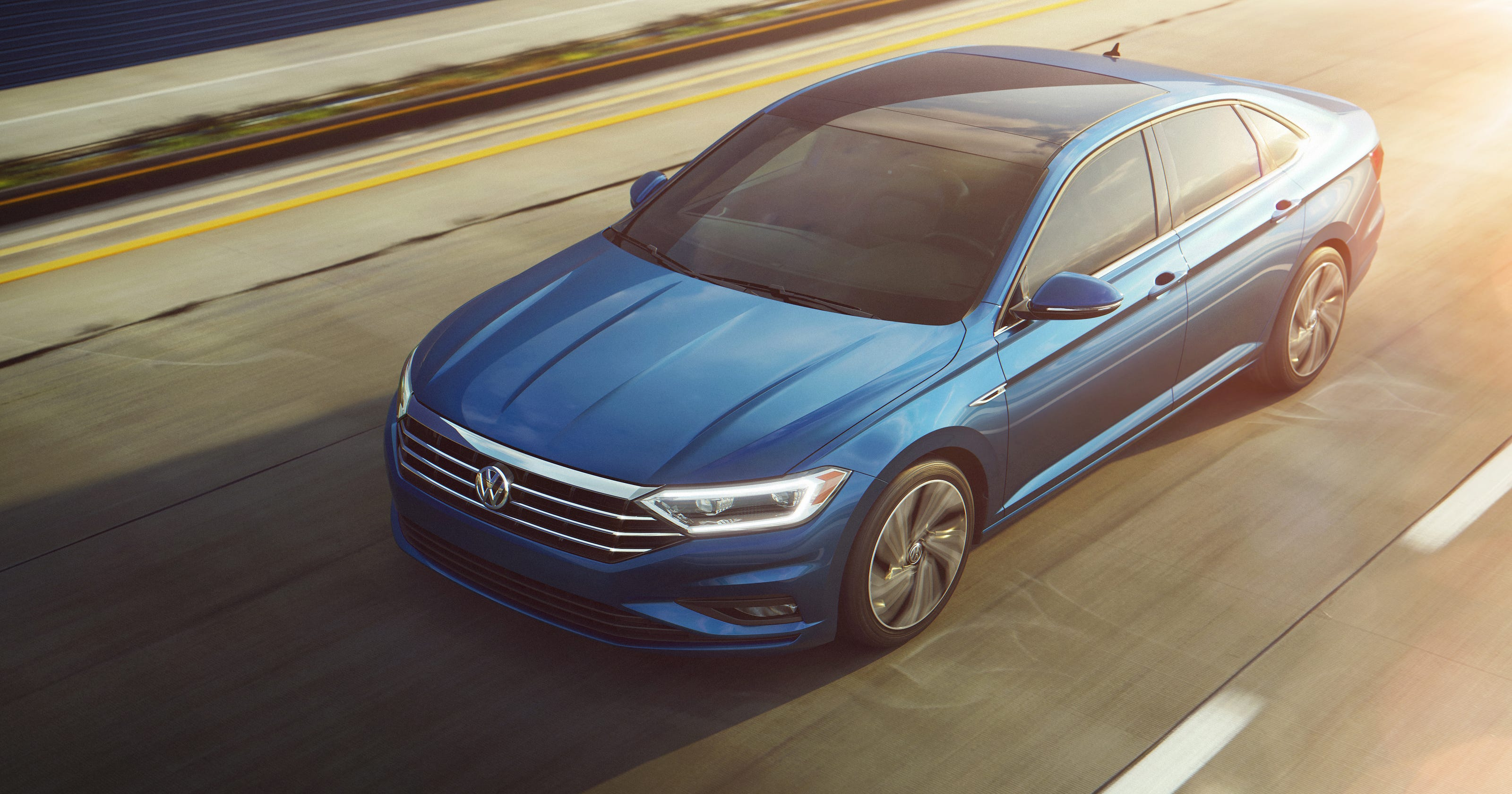 Volkswagen Jetta Edmunds Asks Which Compact Car Comes Out On Top