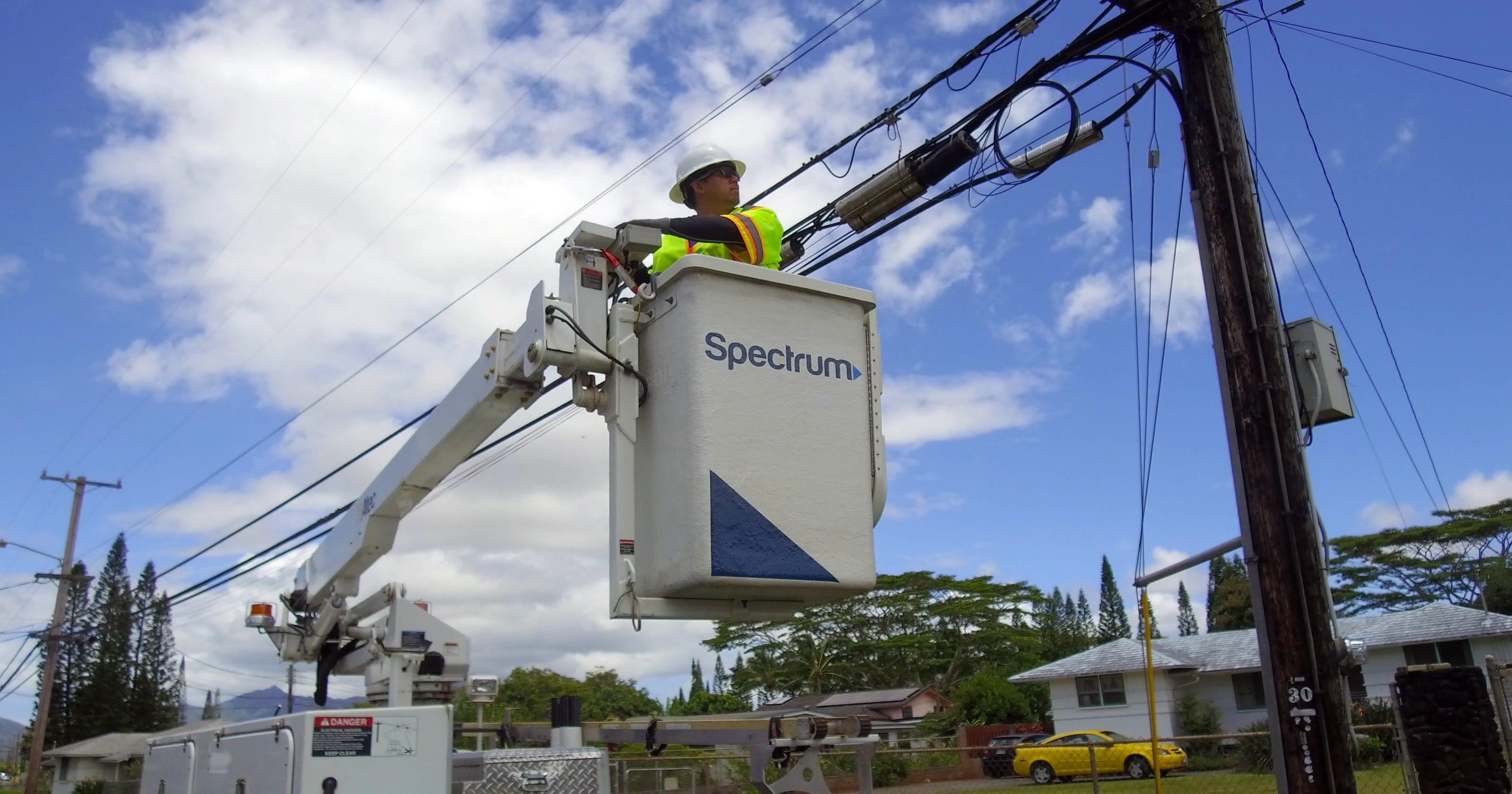 Spectrum ranked last in J D  Power satisfaction survey