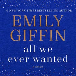 5 new books you won't want to miss this week, including the new Emily Giffin