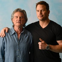 Chris Pratt's fatherly advice: 'Don't be a line-order cook'