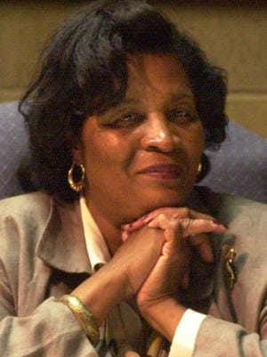 State Rep. Leola Robinson-Simpson has won a second term as the representative of Greenville's District 25.