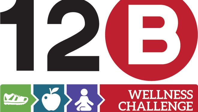 Join the #12Bwell Wellness Challenge from November 7 - November 13?