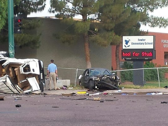14-year-old suspected of DUI, child, 3, in critical condition