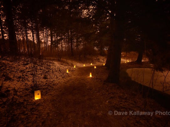The Robert W. Monk Botanical Gardens of Wausau will