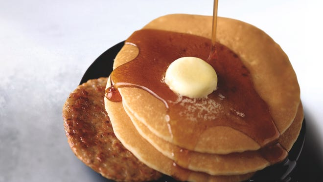 As of 10:31 a.m. today McDonald's will serve a limited all-day breakfast menu at its SWFL stores.