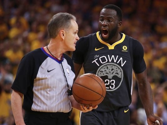 Draymond Green, Mike Callahan