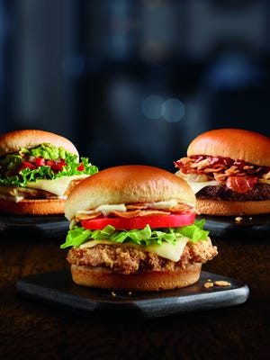 Dairy checkoff scientists helped McDonald's launch three items in its Signature Crafted Recipes lineup that now features white cheddar cheese.