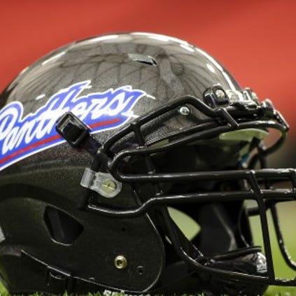 Georgia State's new football helmet for 2014