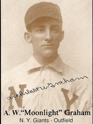 "Archibald Wright ""Moonlight"" Graham made his major-league debut on June 29, 1905 -- 112 years to the day of Dustin Fowler's ill-fated Yankees debut."