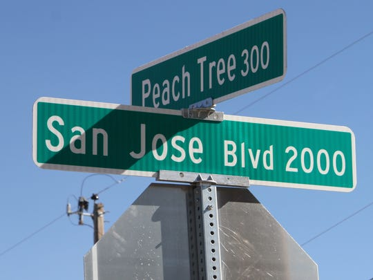 A five-year project to rebuild portions of San Jose Boulevard are in the final phase, as construction efforts continue north between Pecan and Del Rio streets.
