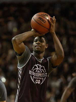 Mississippi State freshman Malik Newman might not see major minutes in the season-opener.