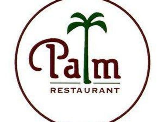 GIFT GUIDE Palm Restaurant Logo