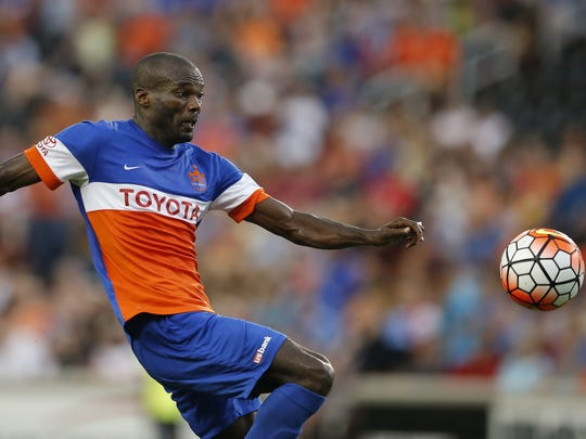 FC Cincinnati forward Omar Cummings will share his