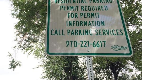 The residential parking program has expanded by one-third of its size over the last six months.