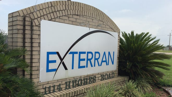 Exterran, which has a location in Broussard, has announced layoffs.