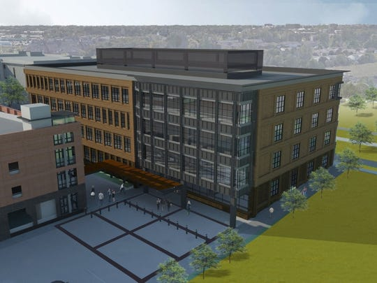 Old Town Development and Ambrose Property Group will