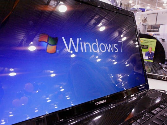 Jan. 13, 2015, marks the end of free support for all versions of Windows 7.