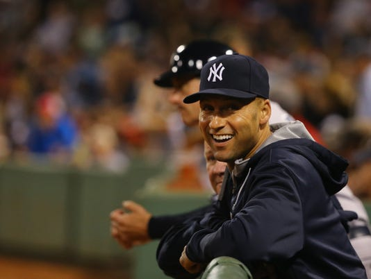 Derek Jeter's request for day off a first in 20-year career