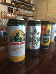 Stillmank beer is available in 16-ounce cans, 22-ounce bomber bottles and on draft in the tap room.
