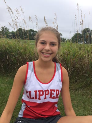 Sturgeon Bay sophomore Allison Alberts competes in cross-country, basketball, and track and field. She was diagnosed with juvenile idiopathic arthritis nearly four years ago.