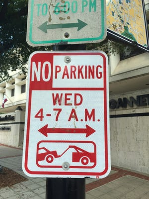 Those who run and walk downtown early in the morning could unwittingly be contributing to a problem that prevents the city of Greenville from keeping Main Street clean.