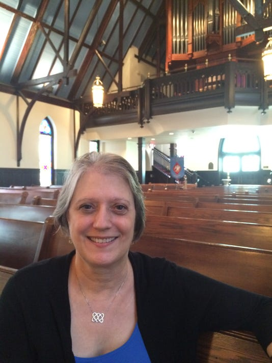 Betsy Calhoun, St. John's Episcopal Church