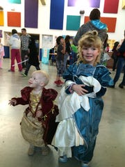 Royalty abounded at the Nob Hill Festival Saturday. Some of them weren't Elsa.