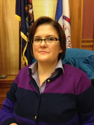 Kara Hope, D-Holt, Ingham County commissioner
