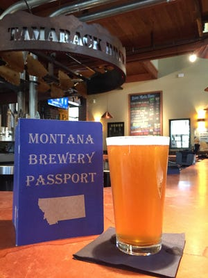 The Montana Brewery Passport started with a Kickstarter crowd-funding campaign.