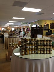 Intercourse Canning Co. offers over 300 varieties of freshly packed pickled vegetables, relishes, salsas, jams and other treats.