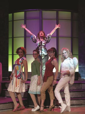 """Girls Night: The Musical"" features five friends out on the town."
