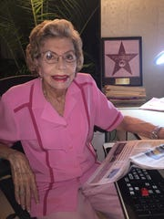 Betty Francis, society editor for The Desert Sun, recently was diagnosed to have a non-cancerous pancreatic tumor.