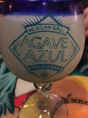 Agave Azul Mexican Grill is located at 705 Sagamore
