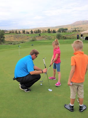 SUU Community on the Go and the Larry H. Miller Utah Summer Games have partnered to bring golf back in 2018 with a tournament for all skill levels.