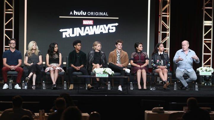 Teens of Hulu's 'Marvel's Runaways' take on ultimate foe: Parents