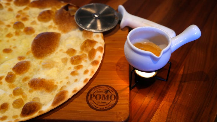 The Killer Dish: Pomo's focaccia di Recco probably isn't what you think