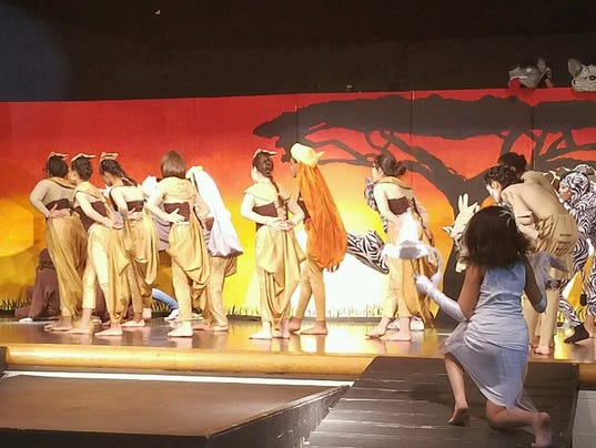 FRM east middle lion king