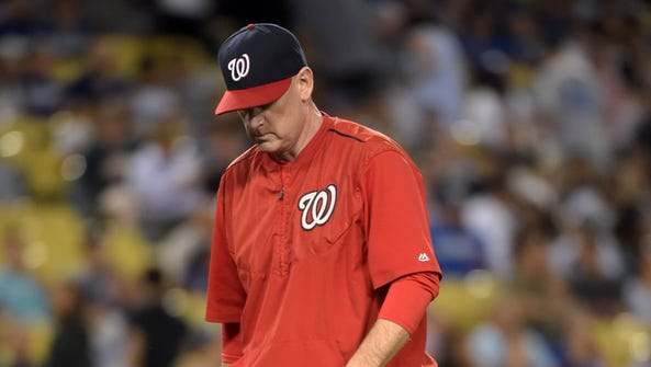 Matt Williams is the fourth manager to be fired this