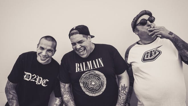 Sublime with Rome has upcoming shows in Holmdel and Philadelphia.